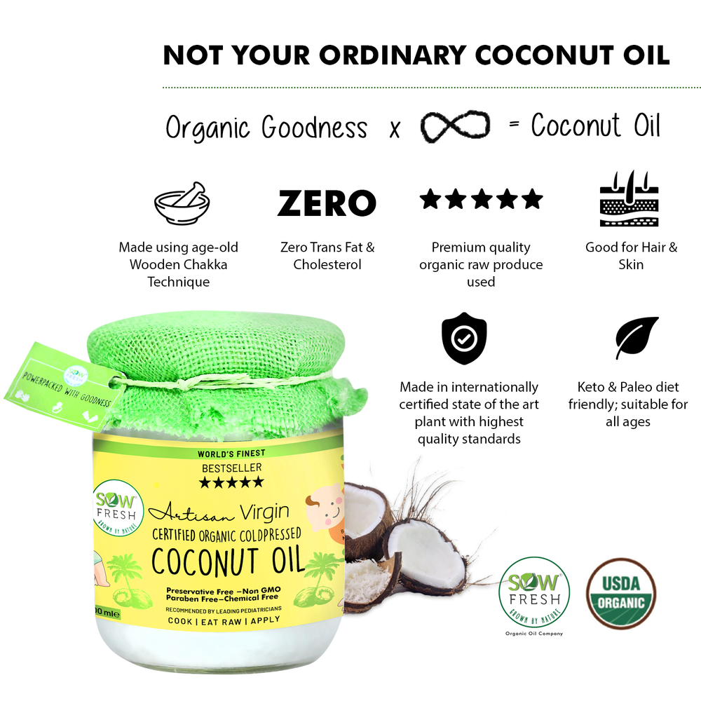 BABY COCONUT OIL