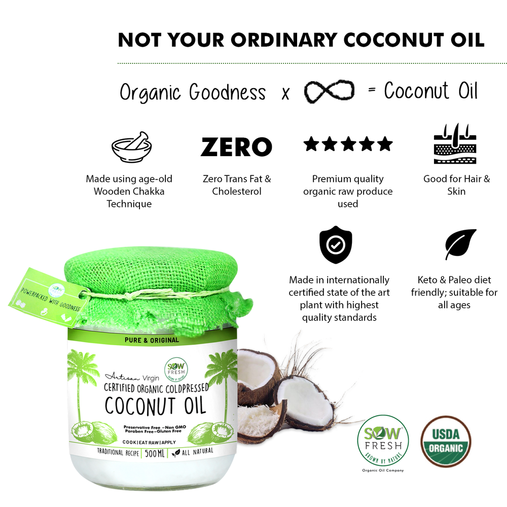 Load image into Gallery viewer, COCONUT OIL