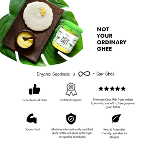 Load image into Gallery viewer, ORGANIC COW GHEE