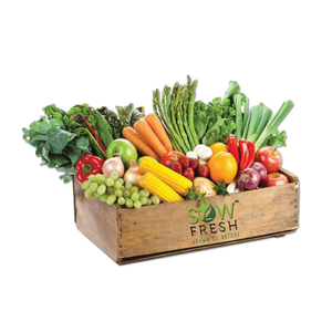 Load image into Gallery viewer, ORGANIC VEGETABLE BOX
