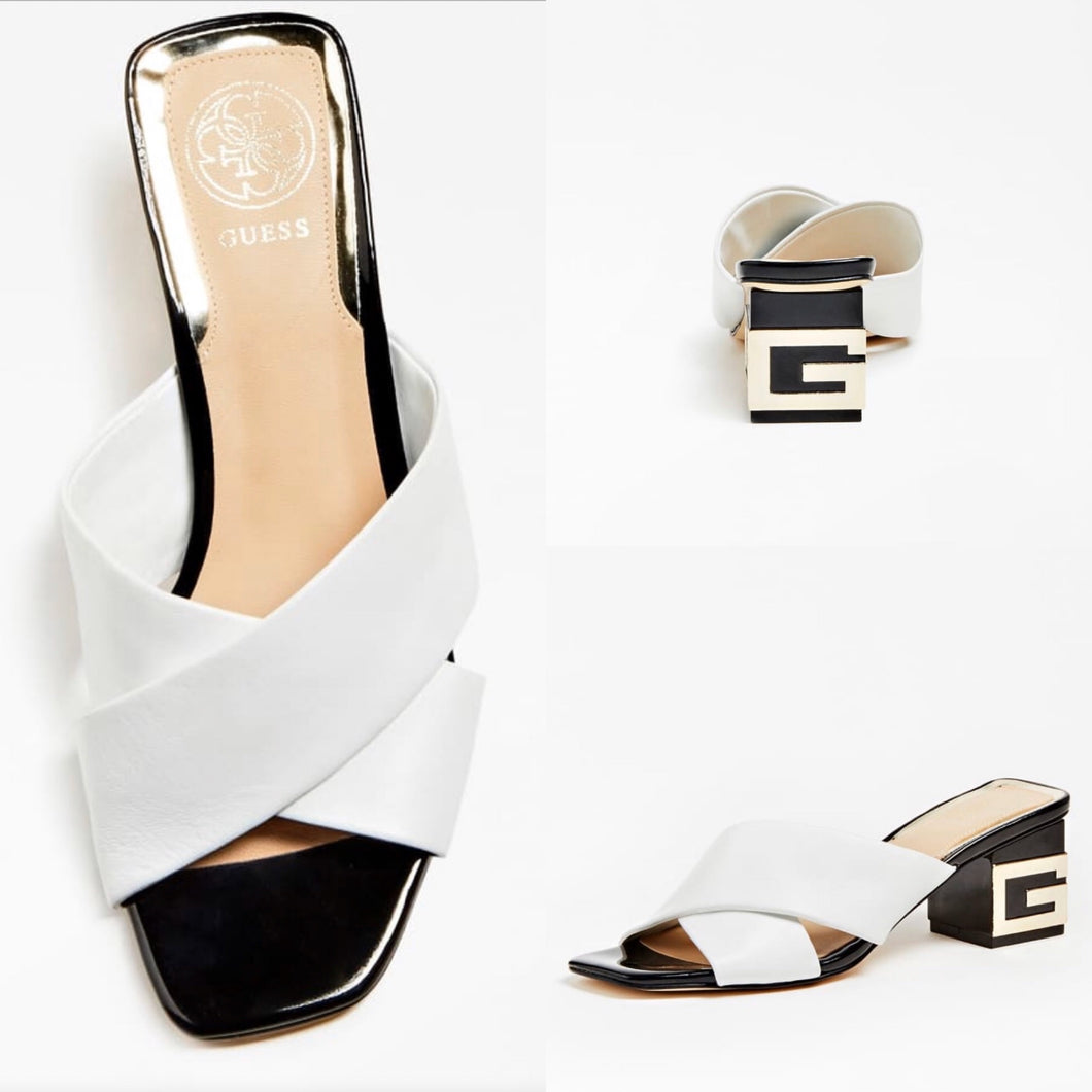 Guess Leather Sandal