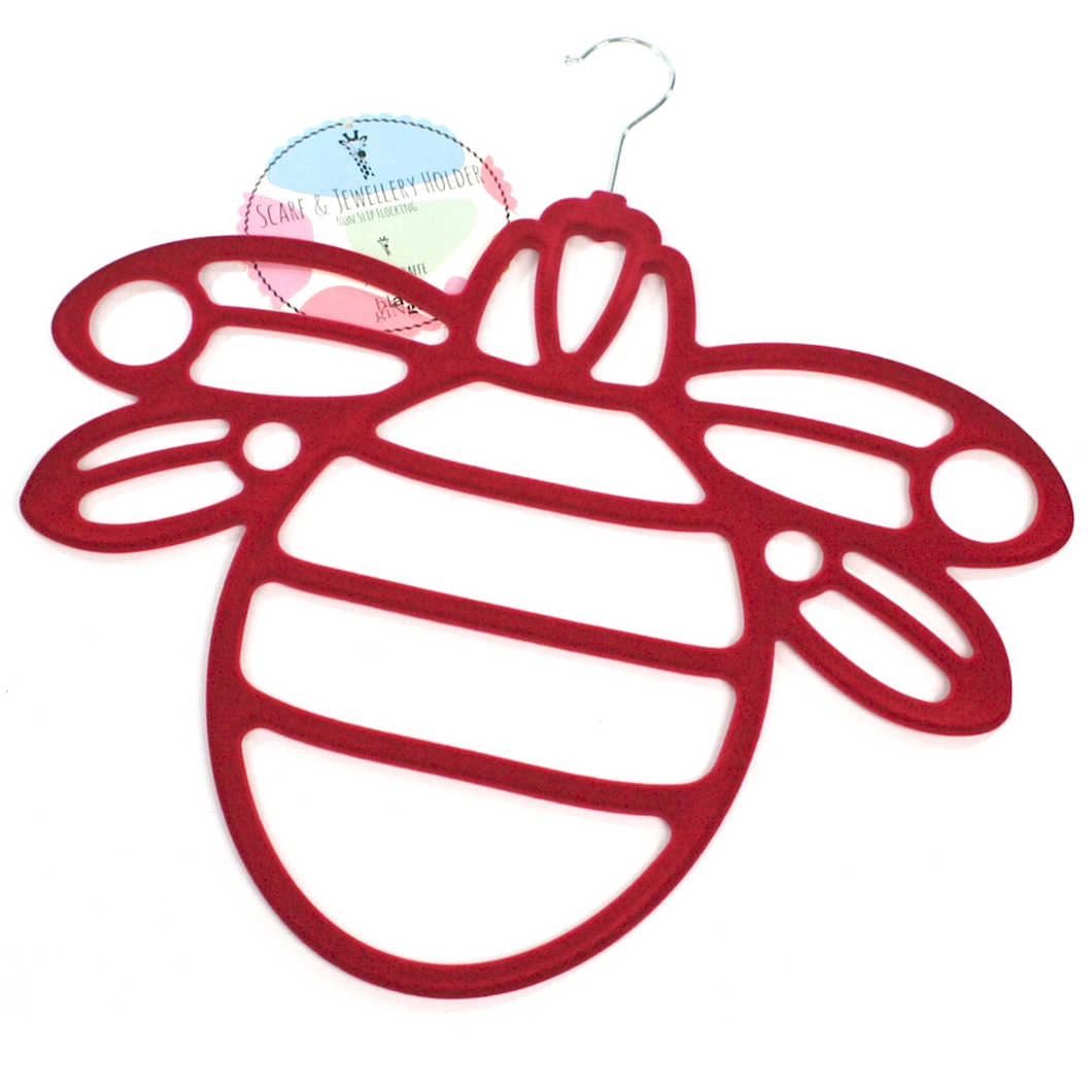 Bee Shaped Scarf Hanger