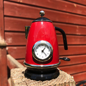 Miniature Clock - Kettle
