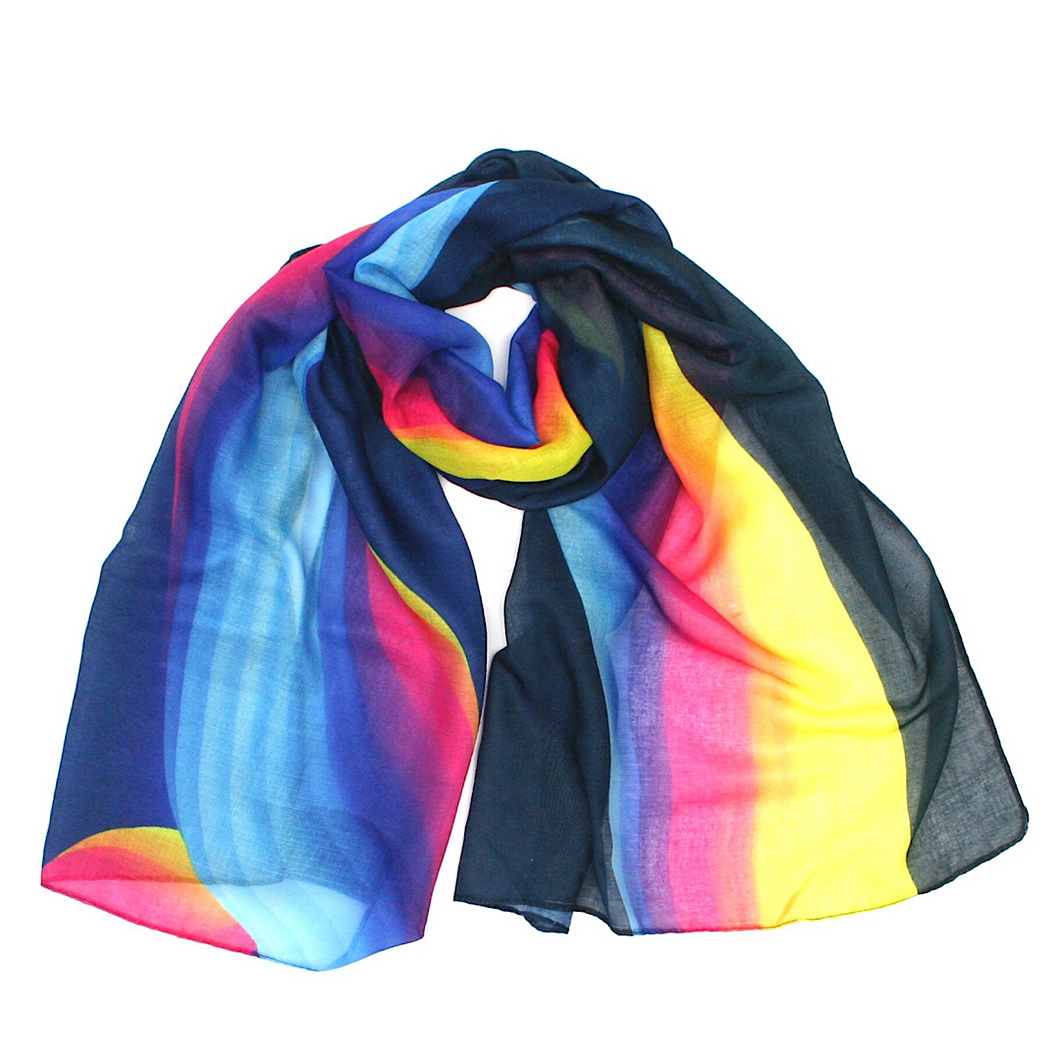 Limited Edition Wave Scarf