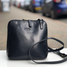 Load image into Gallery viewer, Leather Katana Crossbody