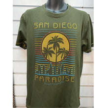 Load image into Gallery viewer, San Diego Paradise Printed T-Shirt