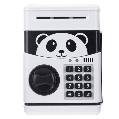Tirelire Panda Automatique