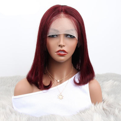 99J colored lace front wig