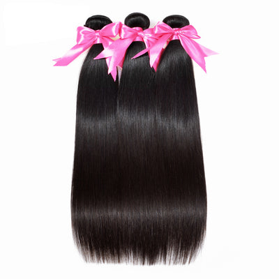 brazilian straight weave bundles