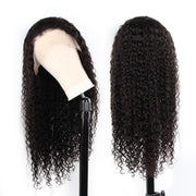 Mongolian remy human hair wig