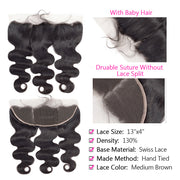 swiss lace closure wholesale