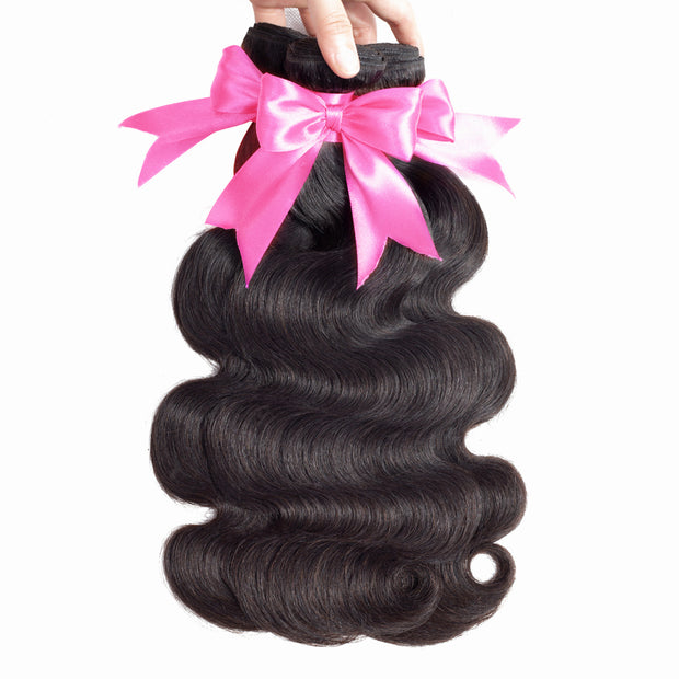 3 bundles body wave weaves