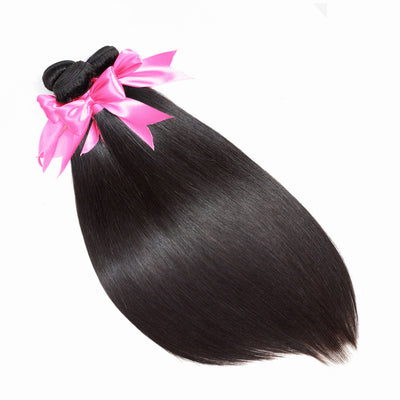 peruvian hair straight
