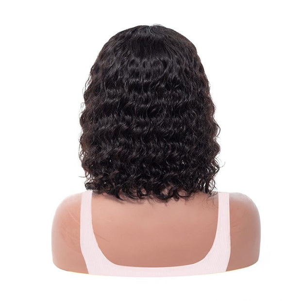 Aladye Brazilian Water Wave Remy Human Hair 13*4/13*6/360/ Full Lace Wig
