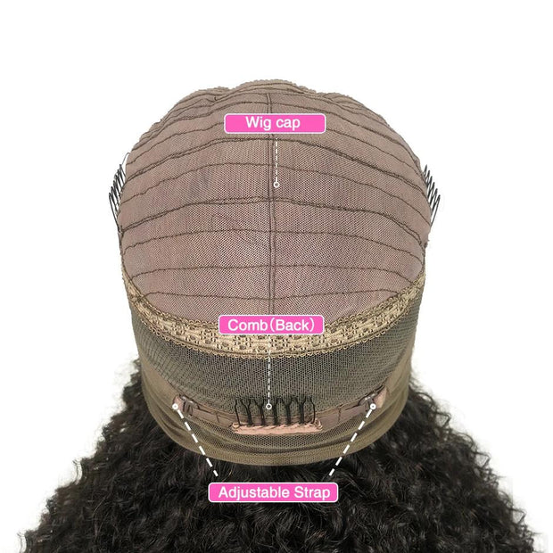 360 lace front wig