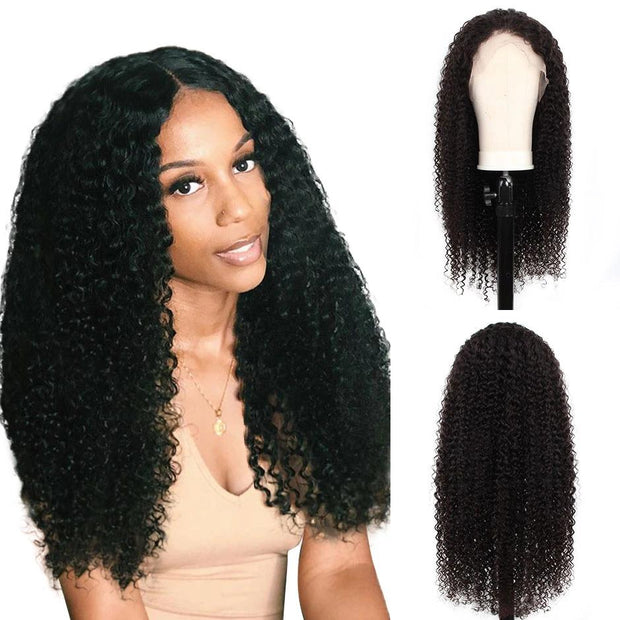 curly 360 lace wig