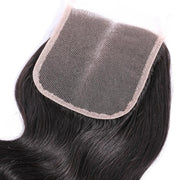 4 by 4 lace closure
