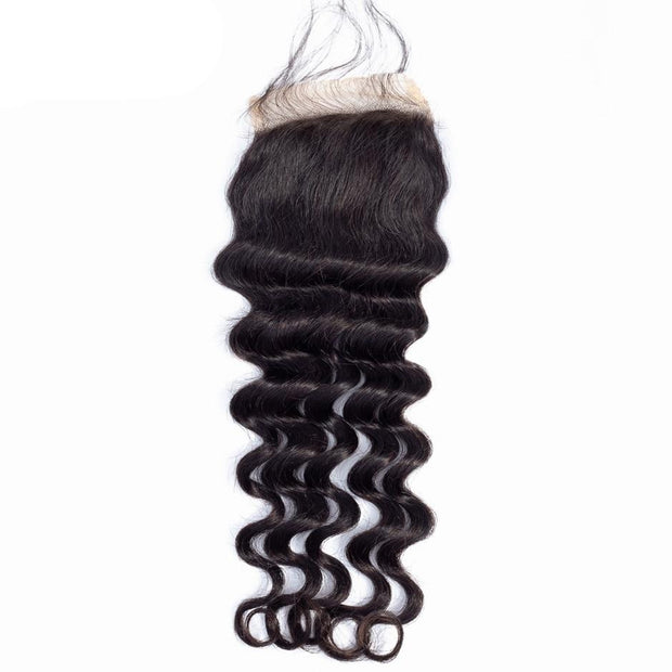 silk base lace closure