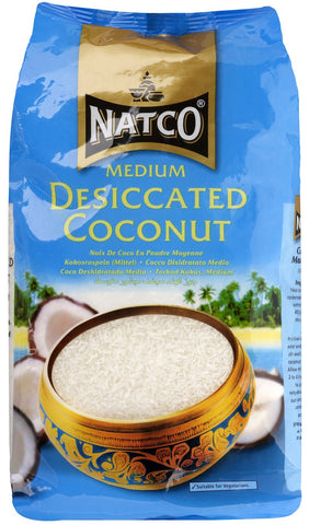 Coconut Desicated Medium 1kg