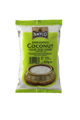 Coconut Shredded 300g