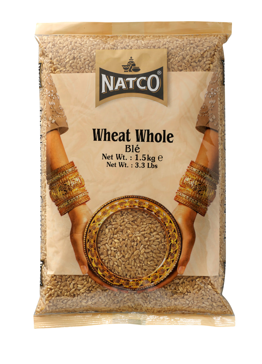 Whole Wheat 1.5kg
