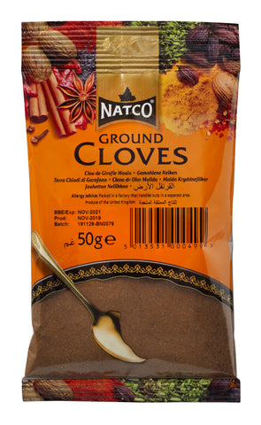Cloves Ground 50g
