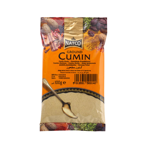 Cumin Ground 100g
