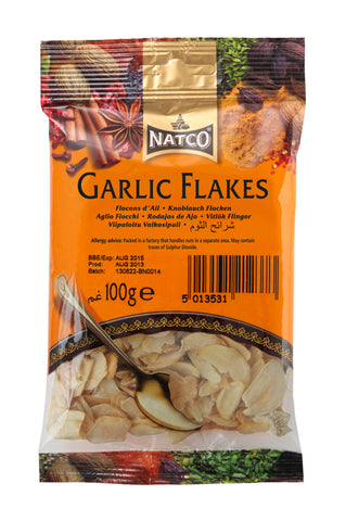 Garlic Flakes 100g