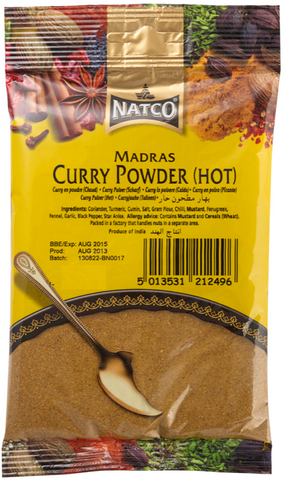 Curry Powder Hot 400g