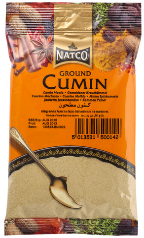 Cumin Ground 400g