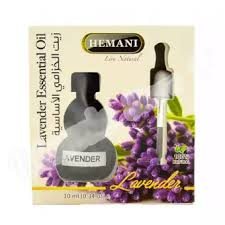 Hemani Essential Lavender Oil 10ml