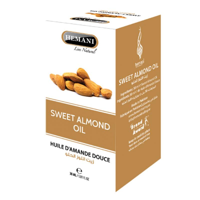 Hemani Sweet Almond Oil 30ml