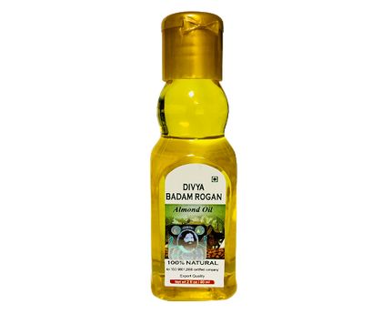 Patanjali Divya Badam Rogan Oil 60ml
