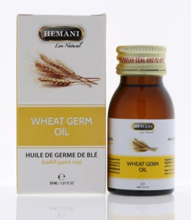 Hemani Wheatgerm Oil 30ml