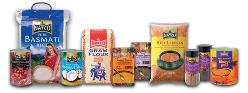 Picture of Range of Natco Products