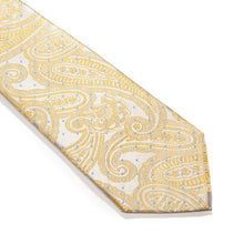 Load image into Gallery viewer, Padova Paisley Woven Silk Tie