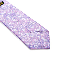 Load image into Gallery viewer, Prato Paisley Woven Silk Tie