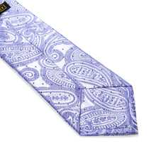 Load image into Gallery viewer, Sassari Paisley Woven Silk Tie
