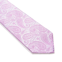 Load image into Gallery viewer, Bergamo Paisley Woven Silk Tie