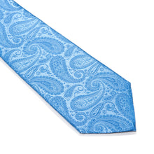 Load image into Gallery viewer, Lecce Paisley Woven Silk Tie