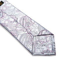 Load image into Gallery viewer, Treviso Paisley Woven Silk Tie