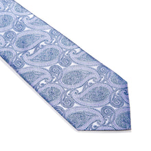 Load image into Gallery viewer, Gela Paisley Woven Silk Tie