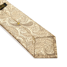 Load image into Gallery viewer, Ragusa Paisley Woven Silk Tie
