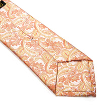 Load image into Gallery viewer, Cosena Paisley Woven Silk Tie