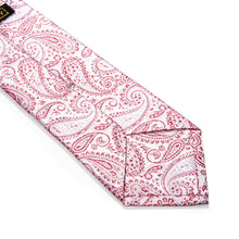 Load image into Gallery viewer, Fano Paisley Woven Silk Tie