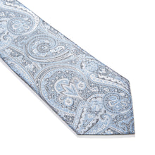 Load image into Gallery viewer, Crotone Paisley Woven Silk Tie