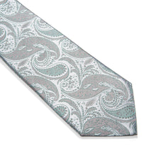 Load image into Gallery viewer, Avellino Paisley Woven Silk Tie