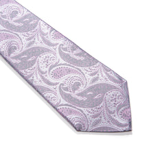 Load image into Gallery viewer, Chieti Paisley Woven Silk Tie