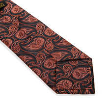 Load image into Gallery viewer, Urbino Paisley Woven Silk Tie