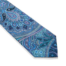 Load image into Gallery viewer, Empoli Paisley Woven Silk Tie